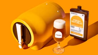 You Can Brew Fresh Pints From Home With 'Revolutionary' Beer Machine