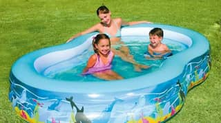 Argos Is Selling A Nine-Foot Paddling Pool For Less Than £25