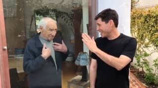 Mel Brooks And Son Max Urge Young People To Help Stop Spread Of Coronavirus