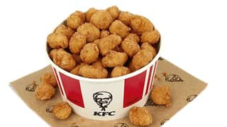 Customers Devastated After KFC Removes 80-Piece Popcorn Chicken Bucket From Menu