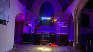 Illegal Ravers Causes £1,000 Worth Of Damage At 500-Year-Old Church