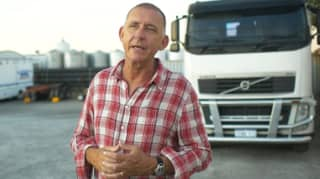 Bretty From Kath And Kim Becomes A Truck Driver After Coronavirus Cancelled All His Gigs