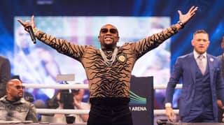 Mayweather Taunts McGregor With Watch Worth More Than You'll Ever Earn