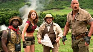 A Fourth Jumanji Film Is In Development With 'Discussions' Taking Place