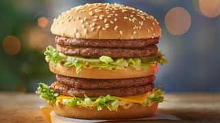 McDonald's Fans Reveal How To Improve Double Big Mac Burger