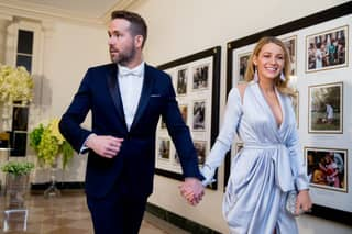 Ryan Reynolds Is In The Dog House With Blake Lively After Spilling A Secret