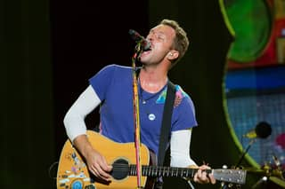 ​Coldplay Singer Chris Martin Is A Top Lad With Gesture To The Homeless