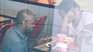 KFC Tracks Down Couple Who Got Engaged In Their Restaurant