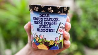 Ben & Jerry's Is Launching A New Flavour In Australia To Pressure Government To Ditch Fossil Fuels