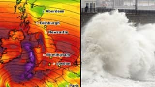 Snow Storm Emma To Turn Into 'Double-Strength Monster Storm' Today