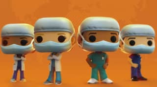 Funko Pop! Releases Line Of Healthcare Workers To Honour Their Work During Pandemic