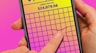 App Is Giving Away $25,000 To Whoever Can Keep Their Finger On Their Phone The Longest