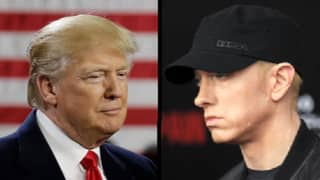 Eminem Says He's Happy to Lose Fans Over Trump Opposition