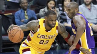 Kobe Bryant's Final Social Media Post Congratulated LeBron James