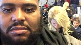 Man Goes Viral For Great Response To Racist Woman At Airport