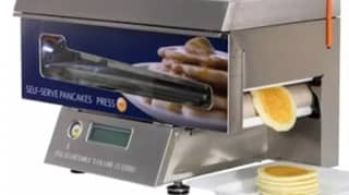 Aussie Woman Is Selling An Automatic Instant Pancake Making Machine