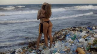 Pornhub Joins Fight To Clean Up Plastic Pollution With 'Dirtiest Porn Ever'