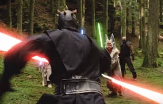 This Darth Maul Fan-Film Is The Movie He Deserves