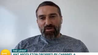 Ant Middleton Calls Channel 4 'Reckless And Desperate' After SAS: Who Dares Wins Sacking