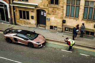 Lamborghini Owner Would Rather Accept Fines Than Risk Car Parks
