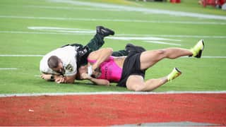 ​Super Bowl Streaker Claims He Has Won $374,000 After Betting On Stunt