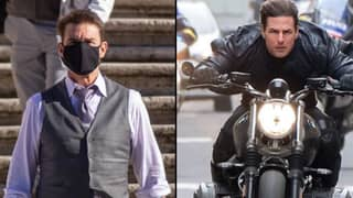 Furious Tom Cruise Screams Expletives At Mission Impossible Crew For Breaking Covid Rules