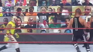 WWE Fans Spot Footage Of KKK Member In Virtual Crowd At Event On Monday