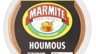 You Can Now Get Marmite Flavoured Houmous In Tesco