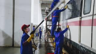 China Set To Lift Lockdown Over Coronavirus Epicentre, Wuhan