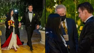 Nicolas Cage Gets Married For 5th Time To 26-Year-Old Girlfriend In Las Vegas