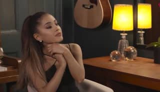 Jimmy Fallon And Ariana Grande Have Entire Conversation By Lip-Syncing