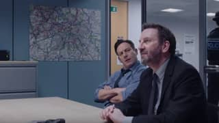 Line Of Duty Sport Relief Sketch Unveils The Mysterious H... Well, Kind Of