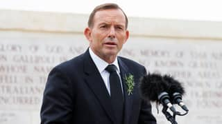 Tony Abbott Complains Australia's Pride And Joy Of Sitting In The Front Of A Cab Is Under Threat