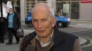 91-Year-Old Man Is The Most British Person Ever In Post-Vaccine Interview