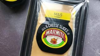 M&S Is Now Selling Marmite Cheese Slices