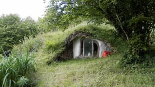 Hobbit House Set In 80 Acres Of Woodland In Rural Wales Goes On Sale