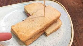 'Pathetic' Ham And Cheese Toastie Cost £8.25 At Heathrow