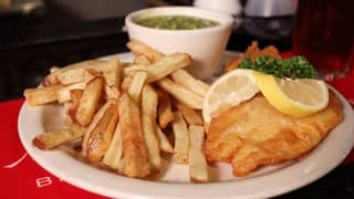 Cod Could Disappear From British Fish And Chips