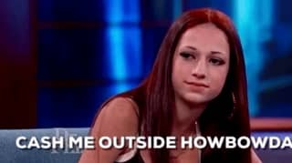 'Cash Me Outside' Girl Is In A Bit Trouble Over Her Merch