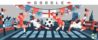 Women's World Cup 2019: Google Doodle Sets Up England V USA Semi Final Clash