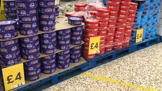 Tesco, B&M And Home Bargains Have Start Stocking Shelves For Christmas