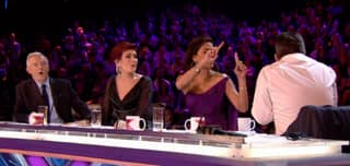 Simon Cowell Apologises After Making Inappropriate 'Xtra Factor' Joke