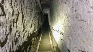 Longest Ever Smuggling Tunnel Discovered On Border Between Mexico And US