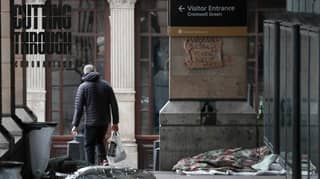 Government 'Can Do More' To Get Rough Sleepers Off The Streets During Coronavirus Outbreak