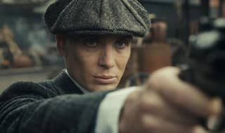 Cillian Murphy, aka Tommy Shelby, Says Idea Of A 'Peaky Blinders' Movie Is 'Sexy'