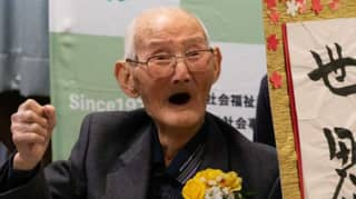 World's Oldest Man Dies Shortly After Claiming Record