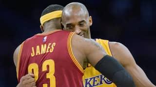 LeBron James Pens Emotional Tribute To 'Brother' Kobe Bryant