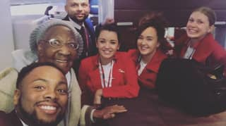 Virgin Atlantic Cabin Crew Member Reveals Her Two Favourite Passengers
