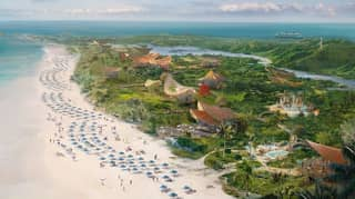 Disney Is Developing A New Resort On An Island In The Bahamas