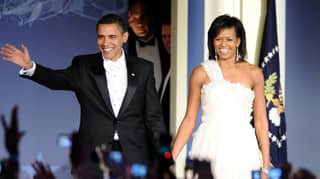 Barack And Michelle Obama Have Been Voted The Most Admired Man And Woman